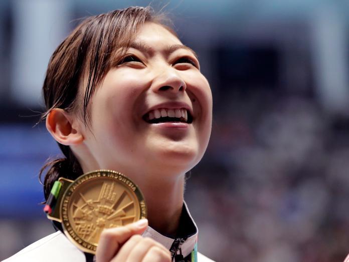 日抗癌女泳將池江璃花子被要求表態東奧 引熱議