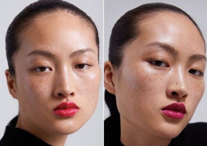 「亞洲女生沒有雀斑!」ZARA廣告惹毛大陸網友 挨轟<b>辱華</b>