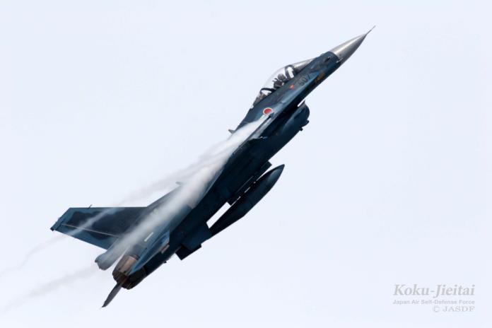 ▲日本航空自衛隊F-2戰機。(圖/日本航空自衛隊)