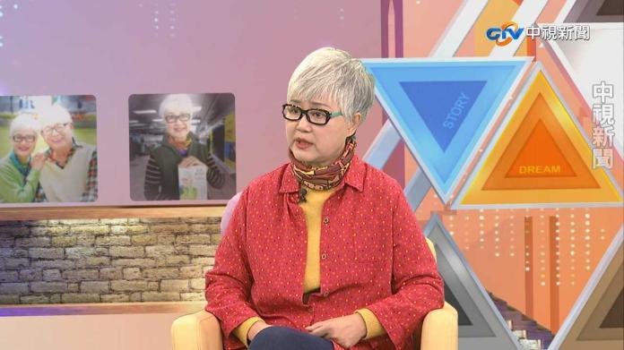 ▲高愛倫與林青霞是多年好友。(圖/中視提供)