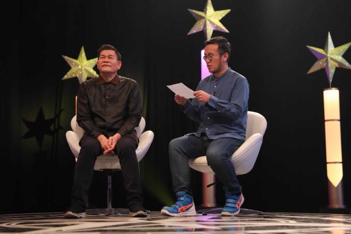 ▲澎恰恰(左)擁有導演夢。(圖/民視提供)