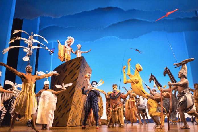 ▲百老匯音樂劇《獅子王》將於7月20日起在台北小巨蛋演出。(圖/寬宏藝術提供, 2019.02.26)