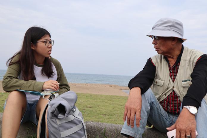 初聲/為北海岸居民發聲 李若慈投身反核運動
