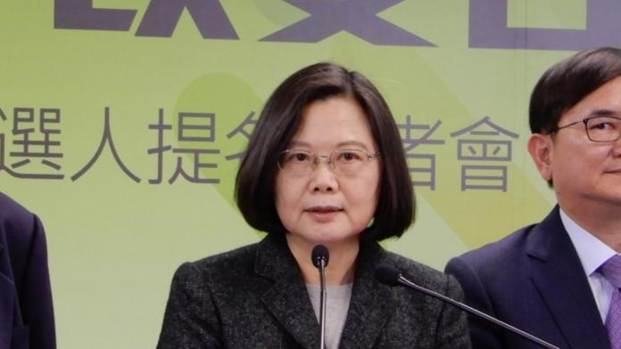 小英回春了?民調:四成民意支持蔡英文連任2020