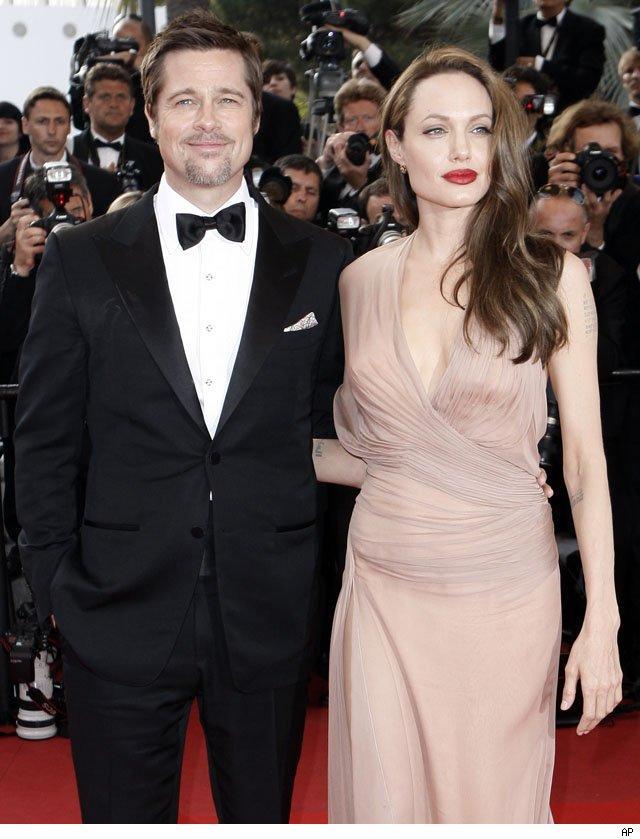 <br> ▲ 布萊德彼特和安潔莉娜裘莉的婚姻維持12年告終。(圖:Vogue US)