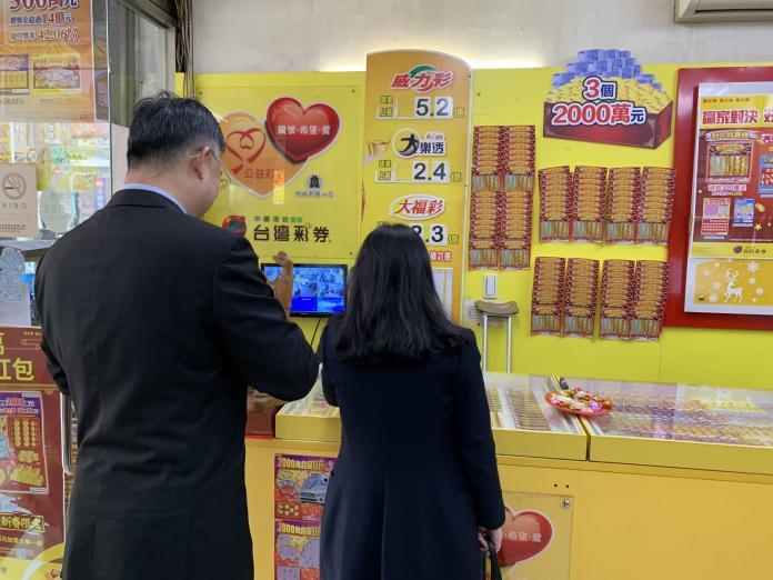 ▲威力彩頭獎連11期摃龜,頭獎上看5.2億元。(圖/NOWnews資料照)