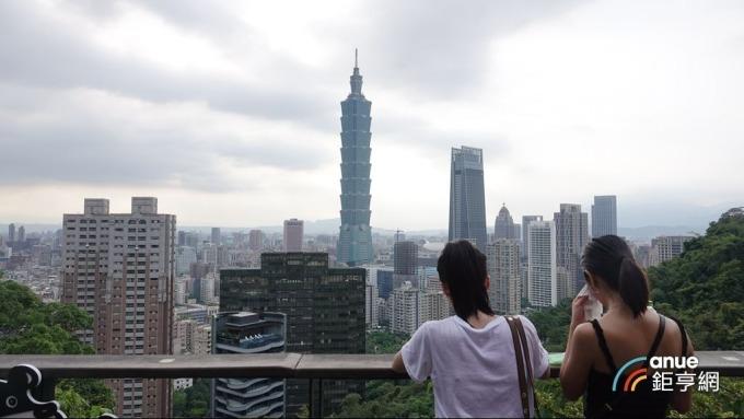 ▲ 北台灣建案交易市況差,1月住展風向球仍續閃藍燈。(鉅亨網記者張欽發攝)