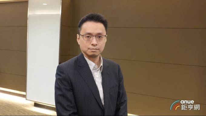 ▲ 富喬工業董事長張元賓。(鉅亨網記者張欽發攝)