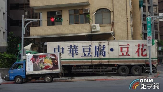 ▲ 春節前市場備貨需求急切,中華食品1月營收創新高。(鉅亨網記者張欽發攝)