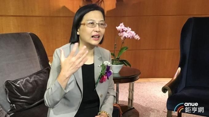 〈環球晶法說〉談中國發展半導體 徐秀蘭:有二大阻力