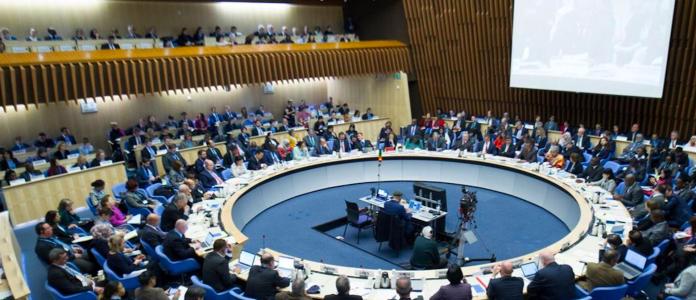 ▲世界衛生組織(WHO)2月21日上午在北京舉行流感疫苗選株會議,我國遭到打壓首度缺席。(圖/WHO官網, 2019.3.3)