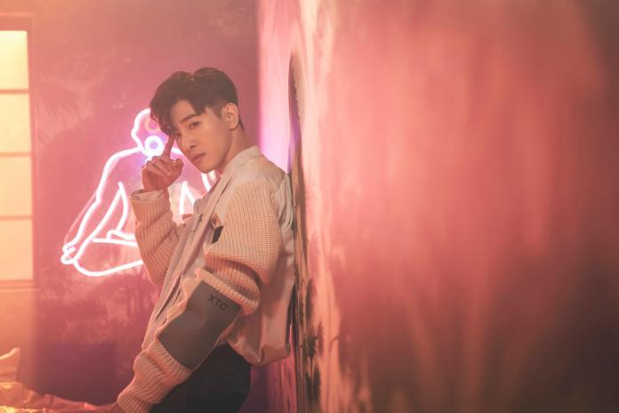 ▲張立昂拍攝〈感應心電〉MV,比爾賈助他圓夢公路戀情。(圖/索尼音樂提供, 2019.03.04)