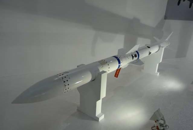 ▲天劍二型飛彈。(圖/記者呂炯昌攝)