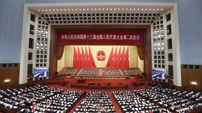 李克強提大規模減稅 大陸官媒:中國經濟的航船越走越穩
