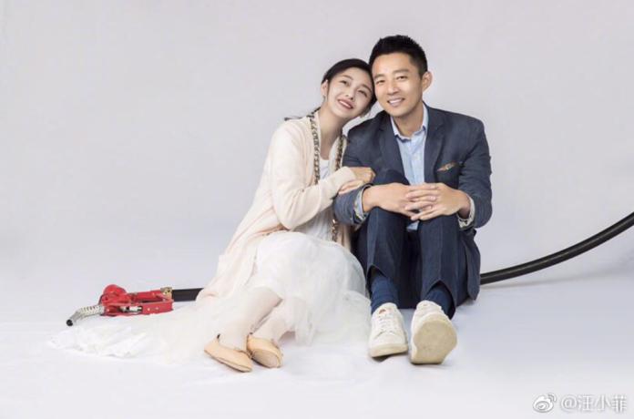 ▲大S、汪小菲傳出離婚消息,大S否認。(圖/翻攝自微博)