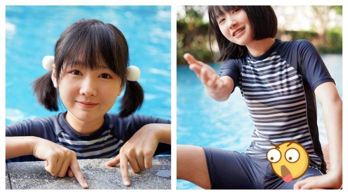 「巨根照」被網瘋傳 泰國美少女無奈:人家真的是女生