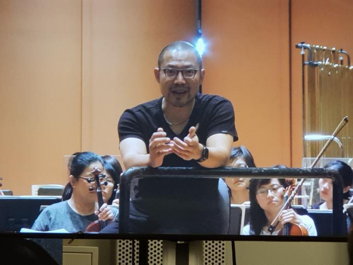 《馬勒第七號》9日起登場,為台灣國際藝術節揭開序幕