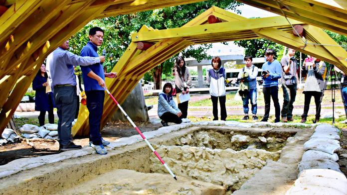 見城計劃史前文物出土 高雄舊城曾有史前人類生活居住