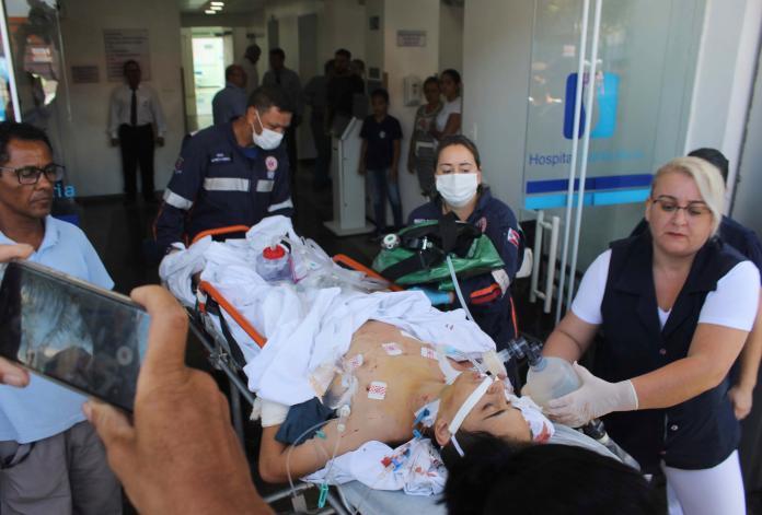 巴西驚傳<b>校園槍擊</b>案 兩青年持槍掃射釀10死17傷