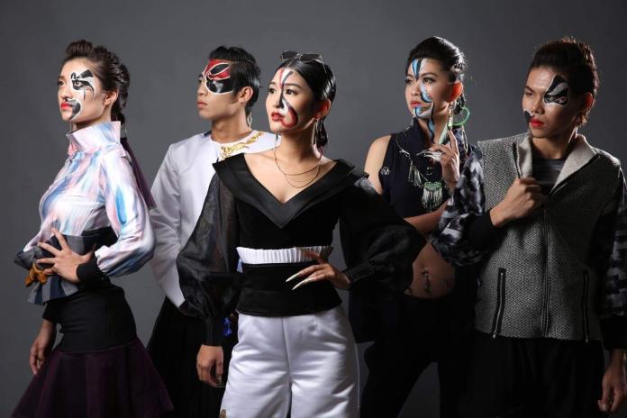 環科大展現時尚 畢業動態展成國際盛會