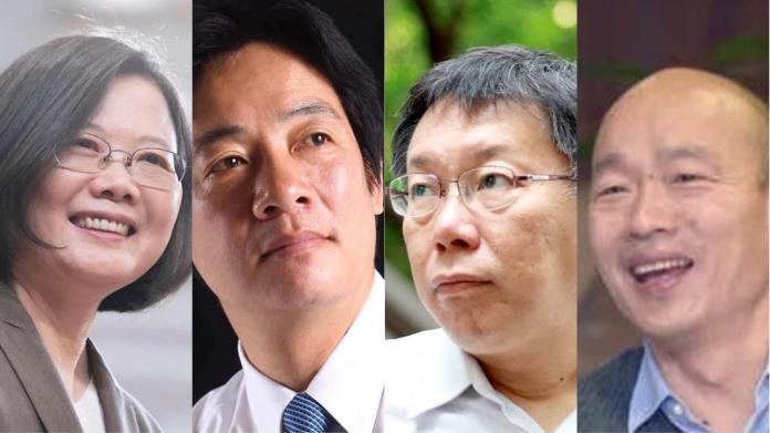 聯合報最新民調顯示,若台北市長柯文哲投入2020,聲勢力壓韓國瑜以及民進黨的蔡英文或賴清德。 (圖/NowNews資料照)