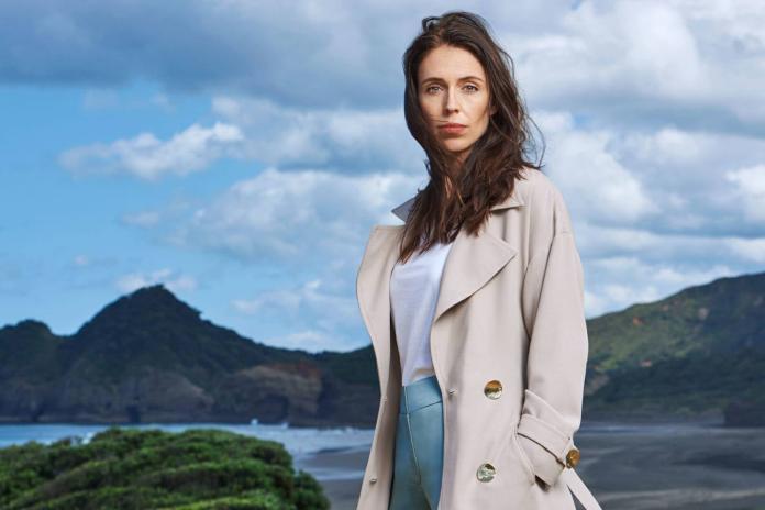 ▲紐西蘭總理阿爾登( Jacinda Ardern )今日宣布禁止紐西蘭民眾持有軍用半自動槍枝。(圖/翻攝自 Agnes Hsiao 臉書)