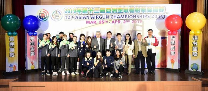 亞洲空氣槍射擊錦標賽首登台 奧運國手<b>吳佳穎</b>拚鍍金