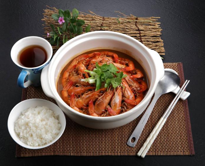 來自深圳的美味 帝豪花雕雞一鍋兩吃會上癮
