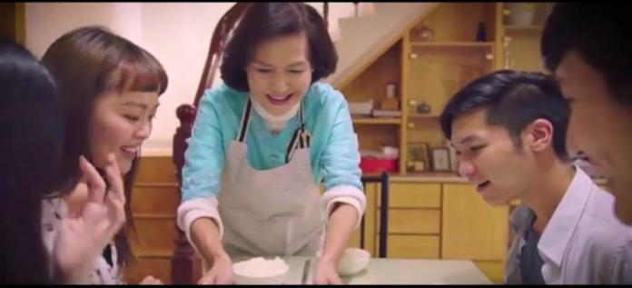 林姿妙客串媽媽 拍影片宣傳青年穩定就業獎勵