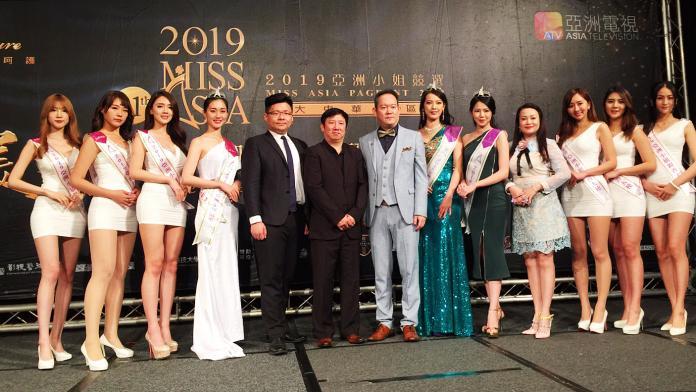 <b>亞洲小姐</b>行銷高雄 眾佳麗將拍攝微電影宣傳