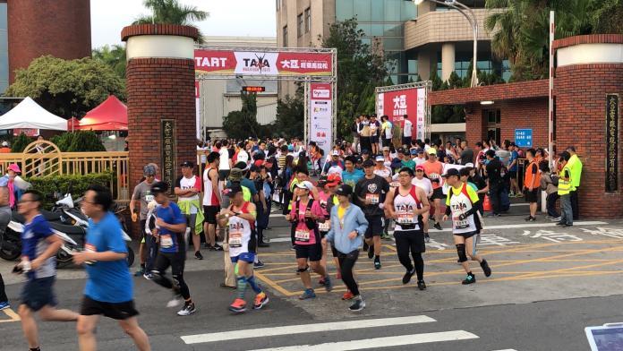 <br> ▲「大亞旺萊馬拉松」 是結合在地文化與觀光的特色賽事。(圖/記者陳聖璋攝,2019.03.31)