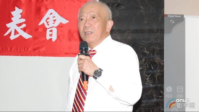 ▲ 健鼎董事長王景春。(鉅亨網記者張欽發攝)
