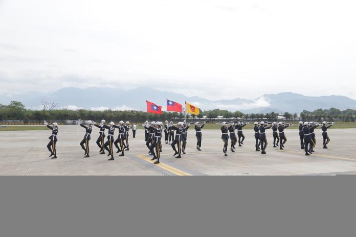 ▲ 軍聞社李忠軒