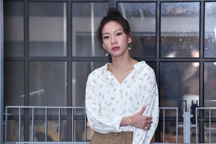 <br> ▲陳妤沒入圍金鐘獎。(圖/記者林柏年攝,2019.04.01)