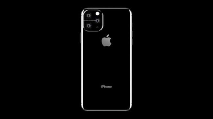 ▲近來國外有人放出 2019 年新 iPhone 的設計圖,鏡頭外型超像「浴霸」,讓不少果粉看後都崩潰紛喊「好醜!」(圖/翻攝自快科技)