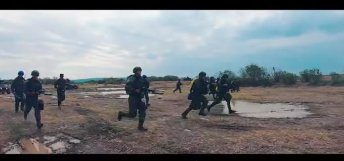 影》不畏共軍挑釁 海軍發布陸戰隊<b>99旅</b>演訓實況