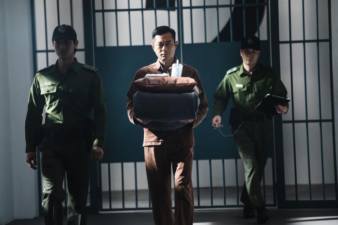 監獄服變「製服誘惑」 古天樂最強時尚單品