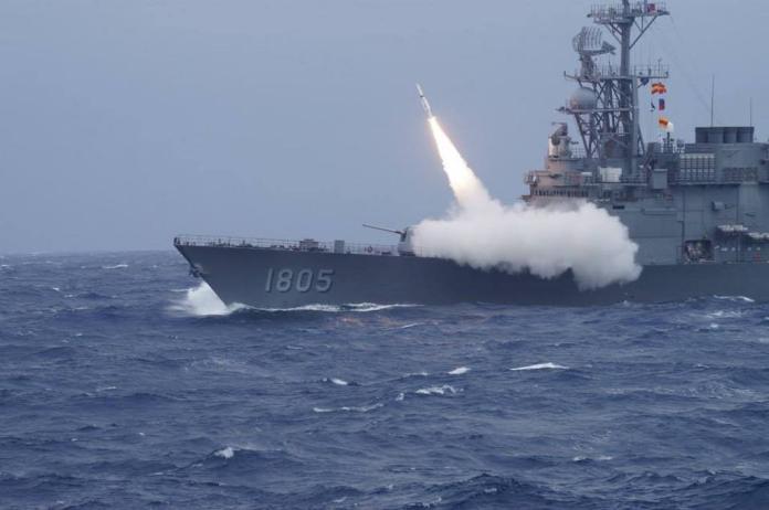 軍武》監控共機擾台 美國同意協助翻修<b>紀德艦</b>雷達