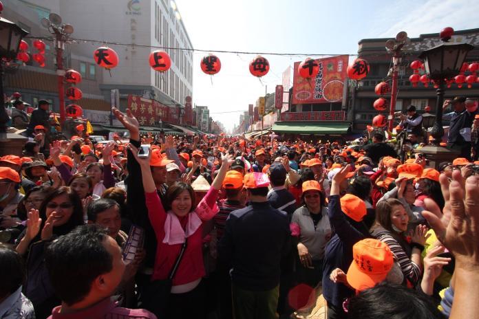 白沙屯媽祖<b>北港進香</b>將屆 警方交管防扒竊