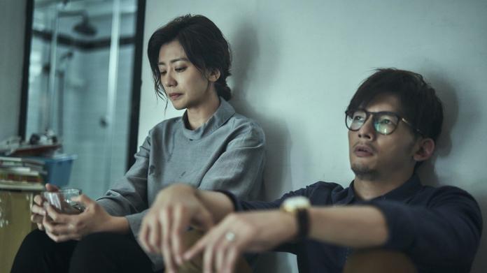 <br> ▲《與惡》女主角賈靜雯(左)的演技大獲好評。(圖/公視提供)