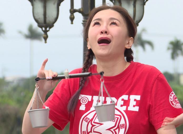 《綜藝3國智》出狠招 花花乾嘔「表情好銷魂」