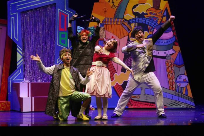 藝術饗宴 大開兒童歌舞劇雲林演出