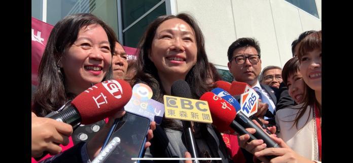 <br> ▲黃光芹爆出韓國瑜夫人李佳芬拿走了 150 萬版稅,對此,李佳芬則回應只領到 70 萬。(資料圖片/記者吳承翰攝)