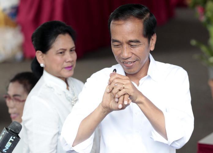 ▲印尼總統佐科威(圖/美聯社/達志影像)