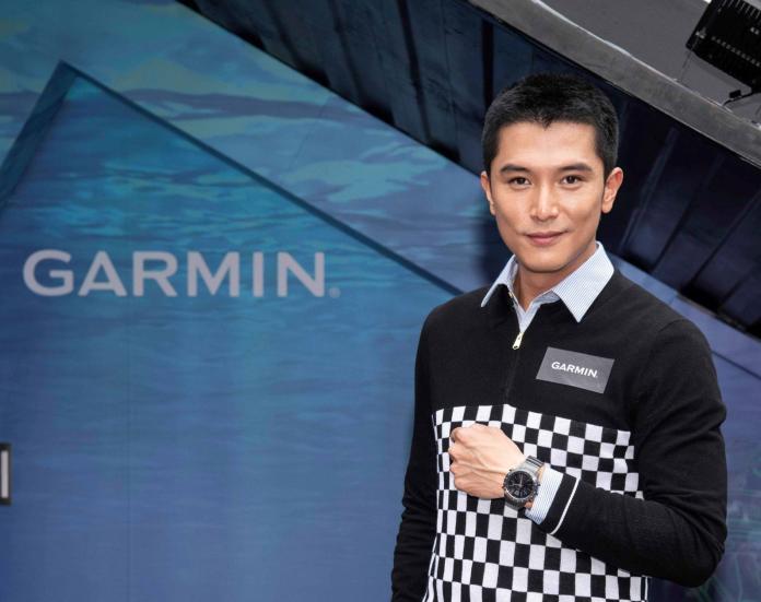 Garmin全新旗艦級智慧腕錶來了 邱澤代言分享產品特色