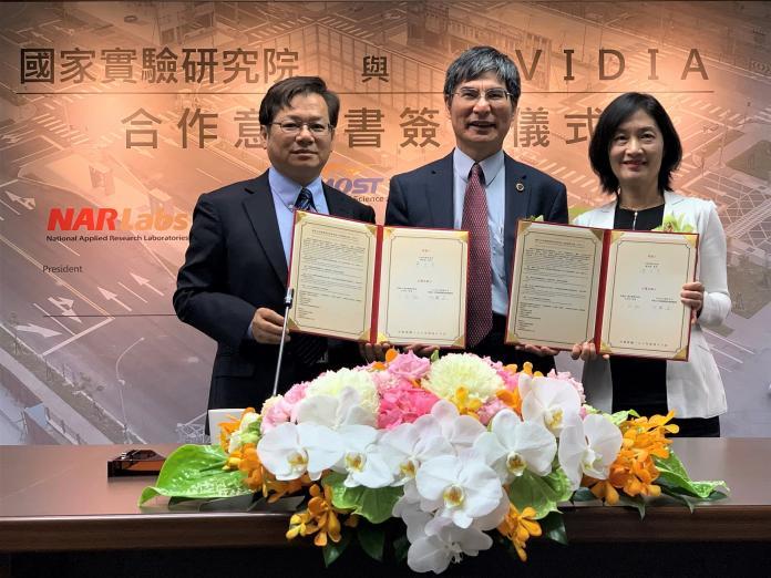 台灣自駕車發展跟上國際腳步 NVIDIA與科技部合作