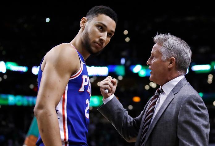 NBA/東決熱門首輪遭橫掃 76人改組火速開除總教練布朗