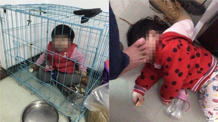 2歲女兒關狗籠疑<b>受虐</b> 男辯稱:為了氣前妻