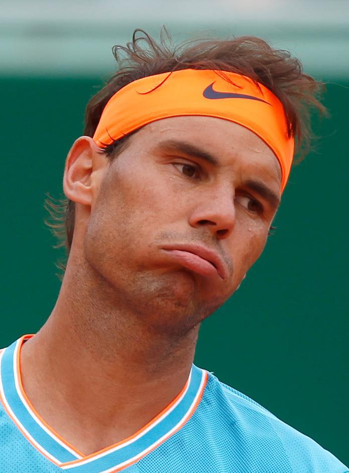 ▲網球名將「西班牙蠻牛」Rafael Nadal。(圖/美聯社/達志影像)