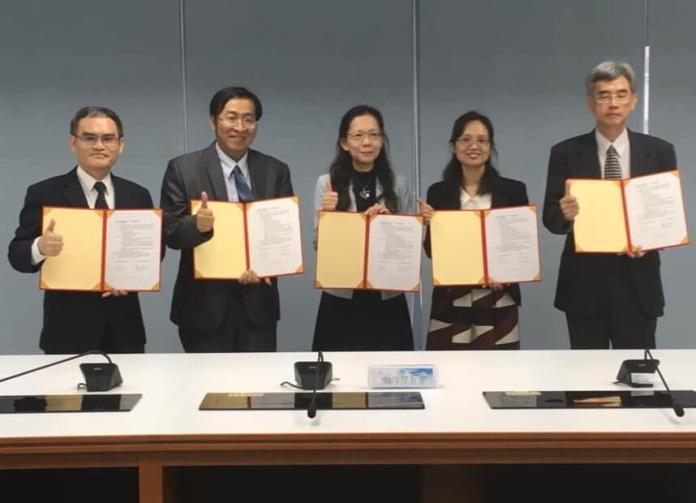 海保署與3大博物館簽訂合作備忘錄推廣海洋生態教育